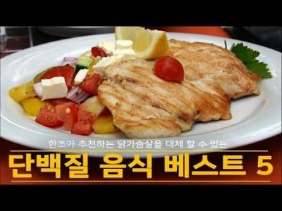 [닭가슴살 다이어트] 단백질 음식 (단백질 음식)