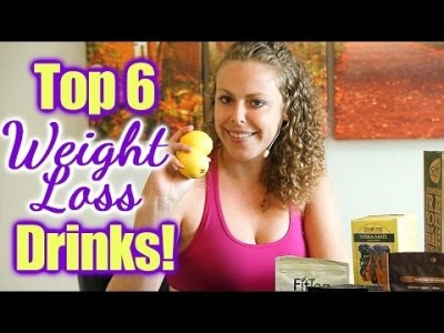 [good food]Top 6 Weight Loss Drinks! Easy, Healthy Ways to L…