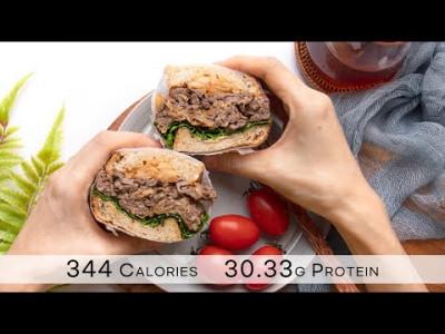 빵 먹으면서 다이어트하기! 김치불고기 샌드위치 만들기 : 344 Calories Korean style sa…